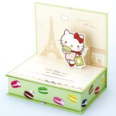 Ladurée. Hello Kitty. PD