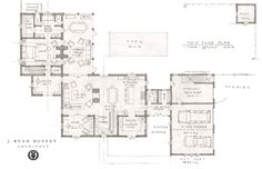 A Farmhouse in Serenbe | J Ryan Duffey Architect, Inc