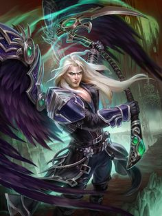 SMITE Thanatos Final Boss by Scebiqu Featured on Cyrail: Inspiring artworks that make your day better Final Fantasy Vii, Dark Fantasy Art, Fantasy Artwork, Fantasy World, Dark Art, Barbarian Warrior, Smite Skins, Comic Character, Character Design