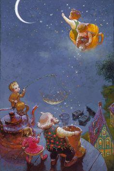 ✯ Artist Victor Nizovtsev ✯ Wonder...ful!