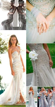 J'aton Couture | What girl doesn't dream of getting married in a J'aton design. Flawless in love