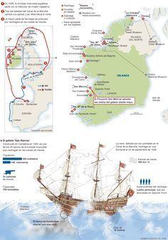 Armada Invencible y Galeón San Marcos: Las pérdidas de la Armada Invencible | Cultura | EL PAÍS