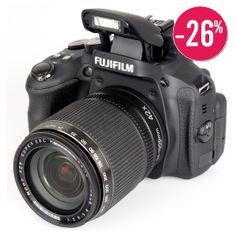 Cámara Fujifilm Finepix HS35  #OFERTAS #FUJIFILM #CAMARAS
