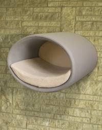 cat wall bed