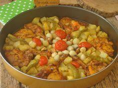 Fırında Tavuk Pirzola Resimli Tarifi - Yemek Tarifleri
