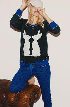 kensie bunny pajamas   Nordstrom