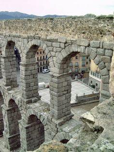 Acueducto de Segovia (Spain)