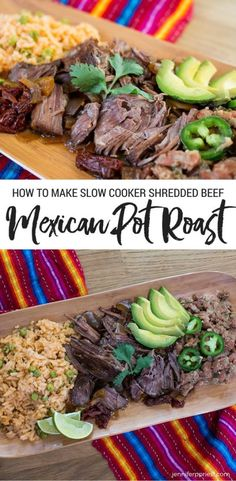 Slow Cooker Mexican Pot Roast with Knorr