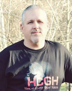 Harlan County Ghost Hunters Founder Dexter Day...