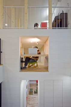 House in Musashisakai, Tokyo, Japan, by Japanese architecture firm Upsetters Architects