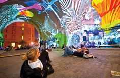 Five Reasons to Visit the DUMBO Arts Festival