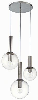 Robert Sonneman Bubbles Globe 22-Inch-H Pendant Chandelier @EuroStyleLighting #interior_design @pendant_light
