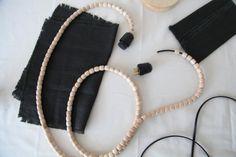 DIY: How Do You Make an Extension Cord Beautiful? You Bead It.