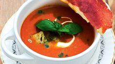 Hjemmelaget tomatsuppe - Godt.no - Finn noe godt å spise