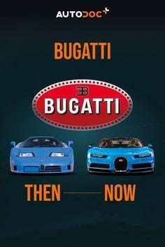 Car Logos, Bugatti, Old And New, Ferrari, Classic Cars, Awesome, Sports, Design, Hs Sports