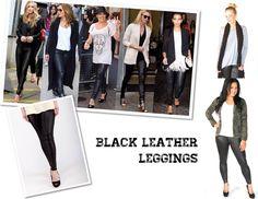 Apricot Lane Billings - get you leather leggings