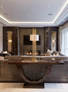 Stephen Clasper Interiors   Fairlanes Discover the perfect Living Room See more at: http://www.covetlounge.net/all-products/