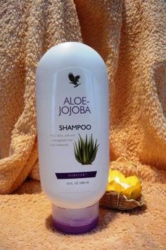 Forever Living Aloe-Jojoba Shampoo, a mild product capable of cleaning even the oiliest hair, helps remove flakes and soothe the scalp, leaving your hair shiny and manageable.       Mild cleansing shampoo      Suitable for all hair types      Concentrated, pH-balanced formula (use sparingly)