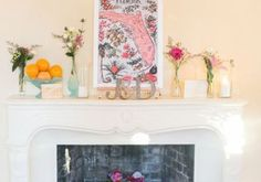 """We still love this """"Floridian"""" theme that was done at the Phillippi Estate."""
