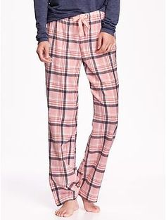 Patterned Flannel Pants | Old Navy; Size MEDIUM (NOT LARGE) TALL