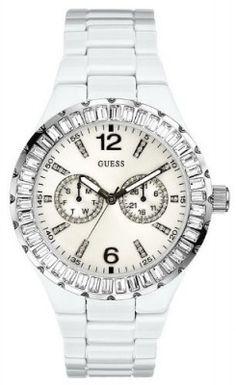 063bf28451e Relógio Guess G13552L Guess White Chill Ladies Watch G13552L  Relogios   Guess Relógio Feminino