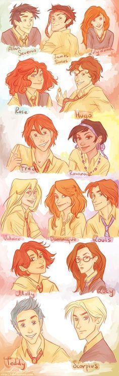 Harry Potter:  Next Generation