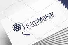 Film Maker | Video | Logo by REDVY on @creativemarket
