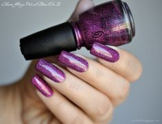 nailbamboo: China Glaze Happy HoliGlaze Collection - Глиттеры (часть II)