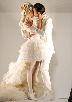 Chanel's bridal collection at Paris Haute Couture 2012 - Photo 7 | Celebrity news in hellomagazine.com
