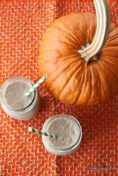 Pumpkin Chocolate Chip Smoothie   Knead to Cook