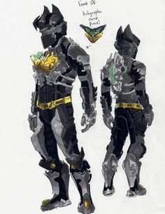Dead Space + Batman = EPIC