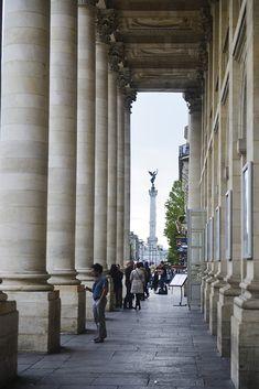 Operaen i Bordeaux.