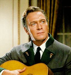 Julie Andrews the sound of music christopher plummer these two mine: the sound of music
