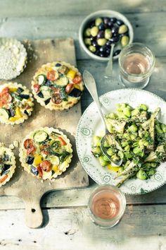Rezepte Sommerrezepte vegetarisch