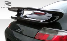 1999-2004 Porsche 996 2DR Coupe Duraflex GT-3 Look Wing Trunk Lid Spoiler - 1 Piece