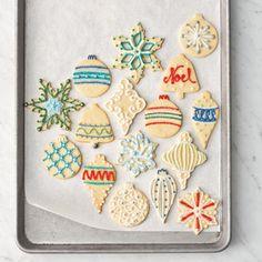 Sugar Cookies #recipe #christmascookies