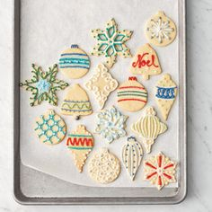 These sugar cookies are a guaranteed hit at your family's holiday dinner.