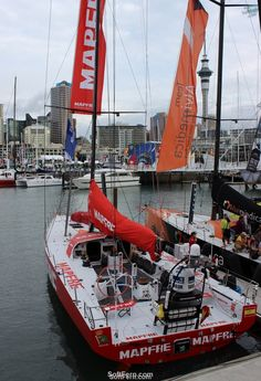 SoftFern portal - tech news, news in photos, graphics and media, tutorials, affordable custom software. Volvo Ocean Race, Auckland New Zealand, Sports News, Fun Facts, Sailing, March, Friday, Sailboats, Photos