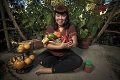 My girlfriend Cindy adopted a vegan lifestyle not long ago, so I decided to take a decent photo of her showing her newfound love for veggies and fruits.     Upgrade Your Way of Life Dramatically just by Getting my $77 Gift for Free NOW!