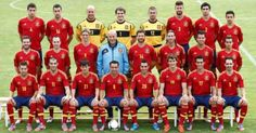 Seleccion Española de Futbol Eurocopa 2012