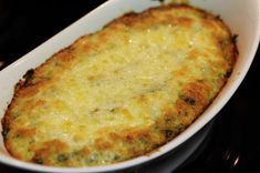 Hot Cheesy Spinach & Artichoke Dip- This looks close to Mellow Mushrooms hot Spinach dip!