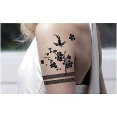 Great Armband Tattoo Designs: Women Tattoos