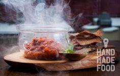 Подкопченая икра из баклажанов! http://handmadefood.ru/recipes/podkopchenaya-ikra-iz-baklazhanov
