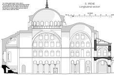 Early Byzantine (6th century A.D.) Architecture