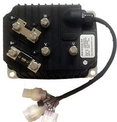 KLS7275D,24V-72V,500A,Sinusoidal Brushless Motor Controller - Kelly Controls, LLC