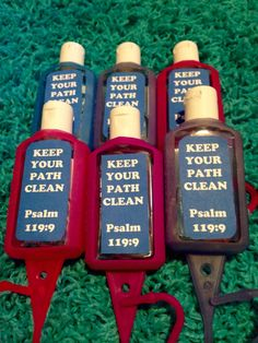 Purify your hands you sinners 😂 Pioneer School Gifts, Pioneer Gifts, Jw Gifts, Craft Gifts, Retreat Gifts, Jw Convention, Jw Pioneer, Christian Crafts, Church Crafts