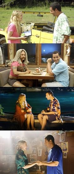 50 First Dates, 2004 (dir. Peter Segal)    By adibeattie
