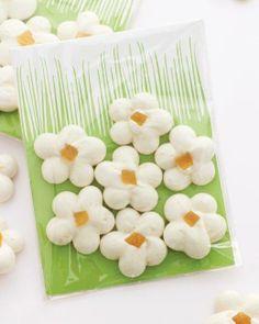 Lemon Meringue Flowers Recipe