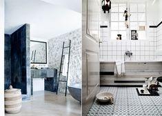 Interior design inspiration: bathrooms