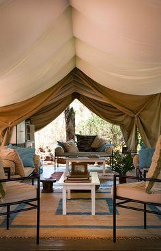 Offbeat Meru Camp - Meru National Park, Kenya